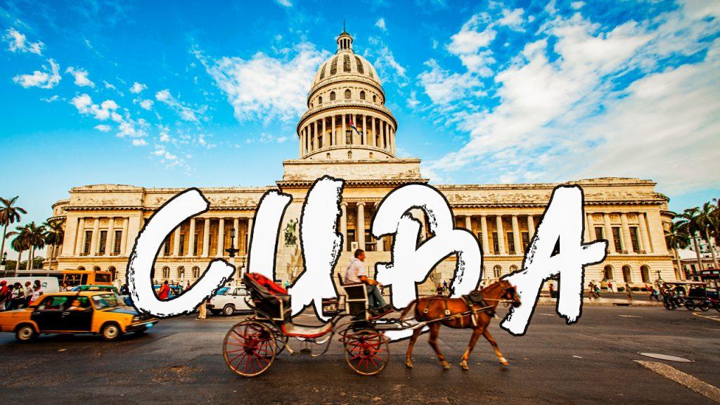 Een reis naar Cuba